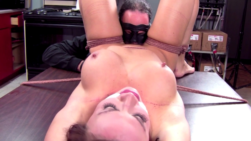 Chanel Preston Chloroformed